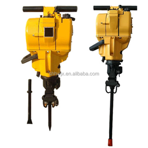 Best price rock breaker gas powered jack hammer YN27c gasoline rock drill