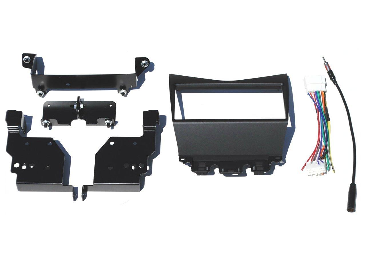 Best Kit BKHONK852D 2008-2012 Radio Replacement Kit Honda Accord Dark
