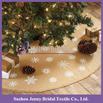 cts027a cheap burlap fabric wholesale christmas decorations canada - Burlap Christmas Decorations Wholesale