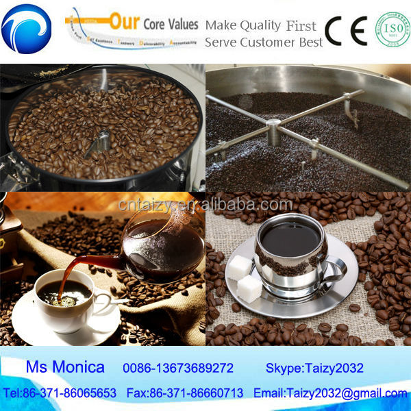 Commercial Coffee Roaster Machine/500g Coffee Roaster