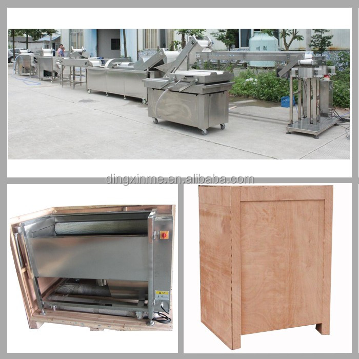 CE Approved sweet potato washer