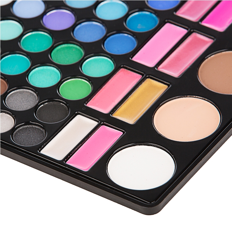 78 color Palette makeup eyeshadow combo cosmetics palette
