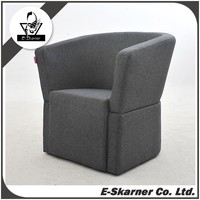 E-Skarner quality guarantee black color wholesale sofa fabric