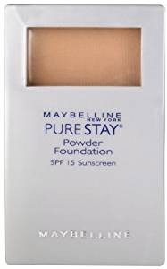 Pure Stay Powder Foundation by Maybelline #19