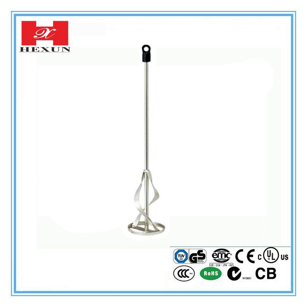 Different types of industrial hand paint mixer