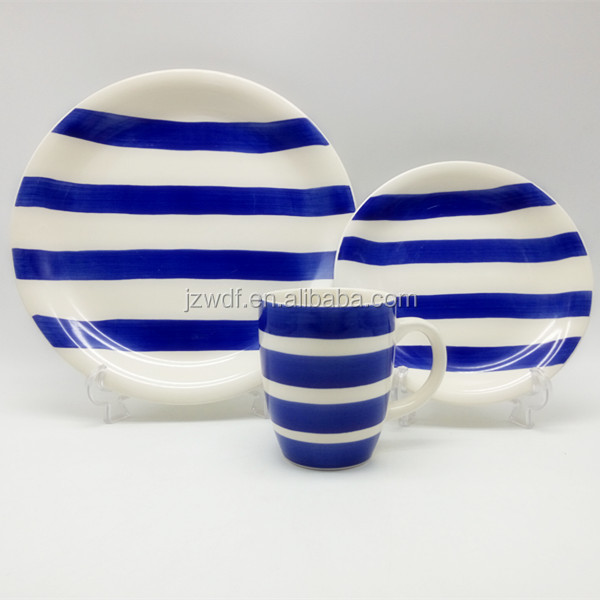 2016 Newest Chinese Hand Paint Ceramic Dinnerware/20pcs Dinner Set/16pcs Tableware/Good Design Kitchenware