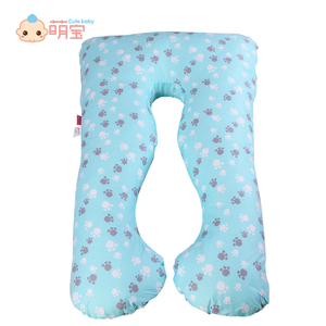 China supplier wholesale good air permeability cleanable breastfeeding pillow for pregnant women
