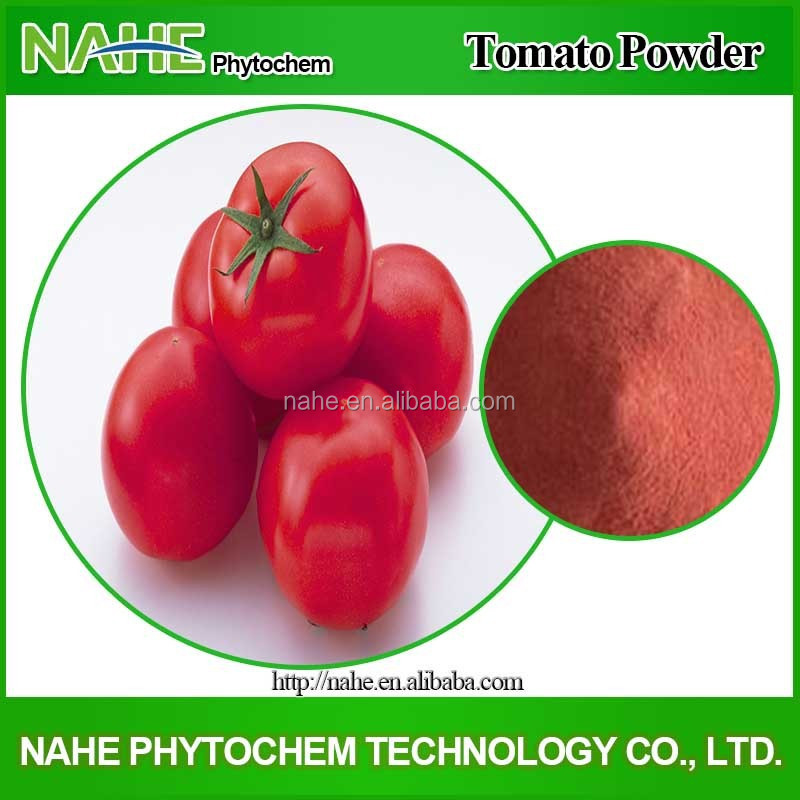 100% Pure and Natural Vegetable powder ISO Factory Tomato Fine Powder with Lycopene