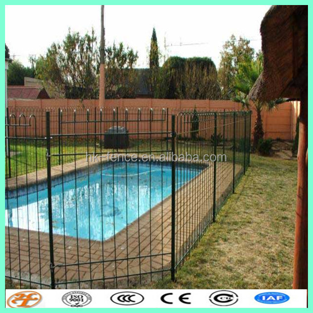 2015 vente chaude amovible s curit mesh cl ture de la for Cloture de piscine
