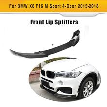 Carbon Front Lip For Bmw X6 Carbon Front Lip For Bmw X6 Suppliers