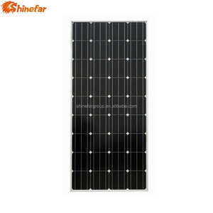 Shinefar 165w mono with total 500w solar panel