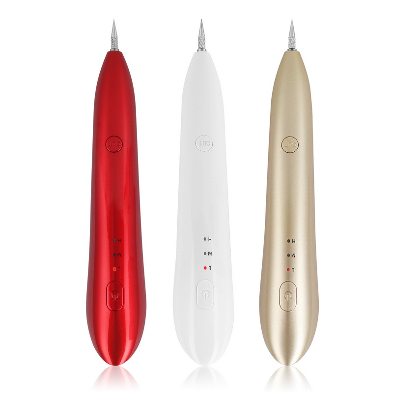 Newest Rechargeable Laser Facial Freckle Dark Spot Tattoo Mole Remove Plasma Pen Newest Rechargeable Laser Facial Freckle Dark