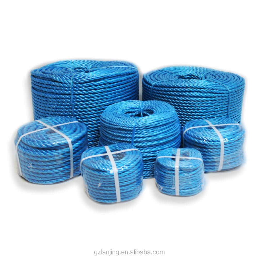 3 strand polypropylene rope with good price