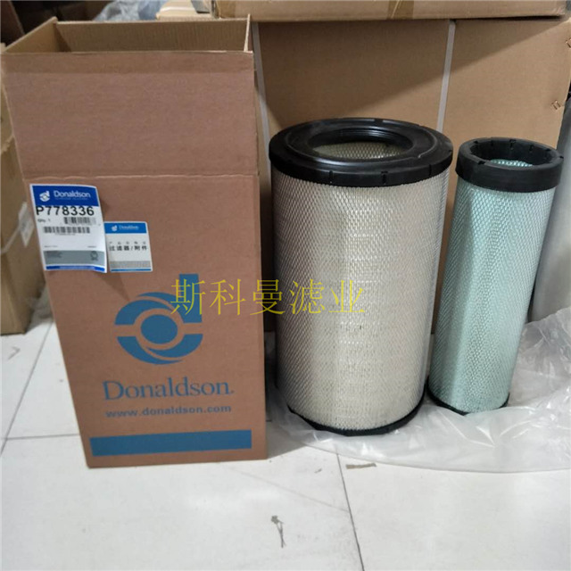 Intake systeem filter element P778336 luchtfilter Superieure kwaliteit