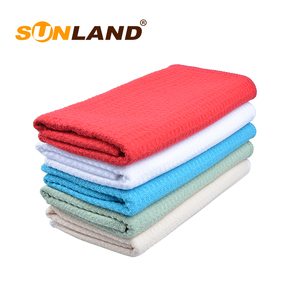 Sunland 80% polyester 20% polyamide Super absorbent microfiber cleaning cloth