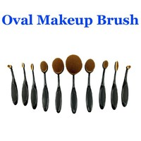 New High Quality 10 pcs make up brush set, china makeup sets Cosmetic