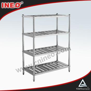 Restaurant Kitchen Racks commercial restaurant upright stainless steel kitchen wire rack