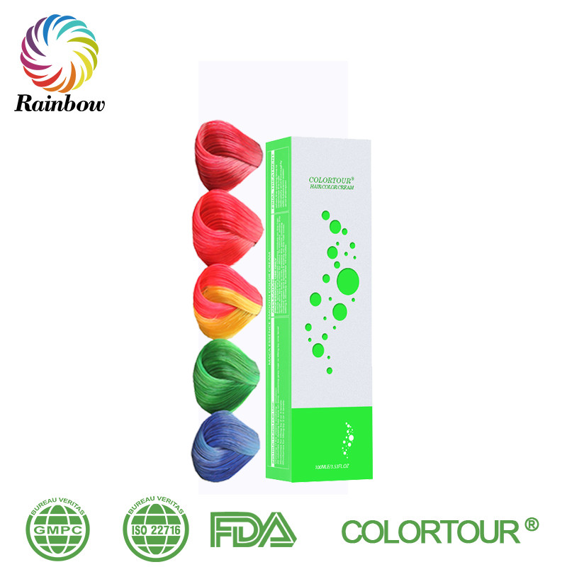 Colortour Chinese Products Iso Silky Hair Color Mixing Chart Cool