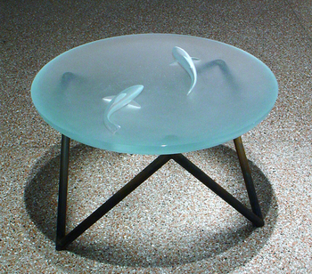 25mm thick glass table top, 1 to 2 inch thick glass slab, glass slate