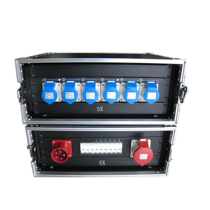 32 Amp Connectors Input Rack Power Distribution With Indicator Light - Buy  Power Distribution Rack Mount,Rack Mount Power Distribution Unit,Lighting