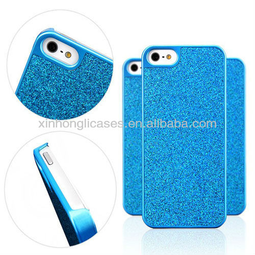 Best selling Bling Bling light up phone case for iphone 5 cover