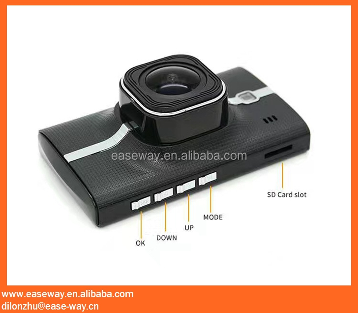 Upgrading of ms001 car side GPS 1296P car rear view bluetooth camera car security driving recorder