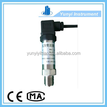 8 Bar Oil Pressure Sensor Pressure Measuring Instruments