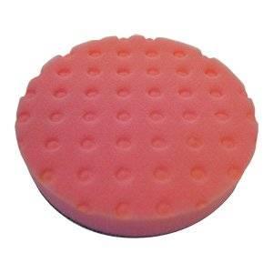"Detail King Lake Country 6.5"" CCS Pink Coarse Polishing Foam Pad"