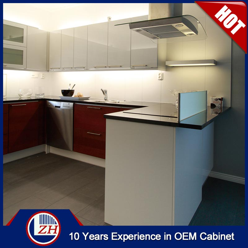 Small Kitchen Cabinet Direct From China Modern Cupboard ...