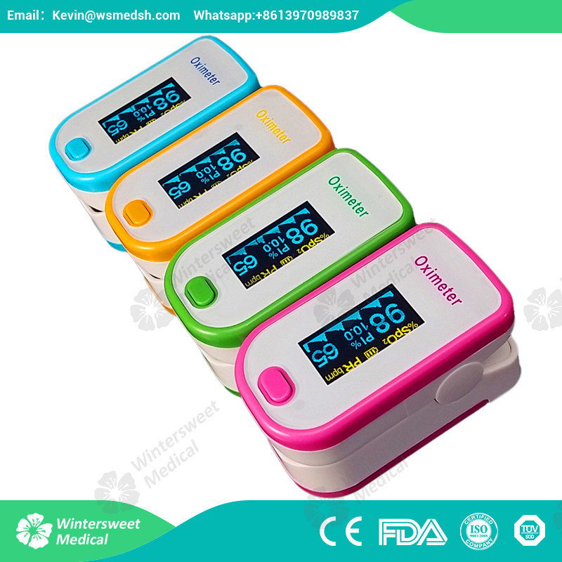 Free shipping digital pulse oximeter price with high quality