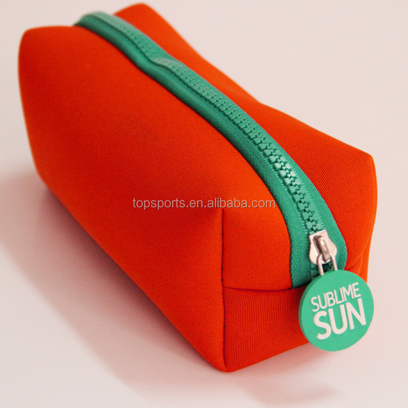 Fabulous Promotional Neoprene Pencil Case Bag Holder Pouch,Custom Zip  DS73