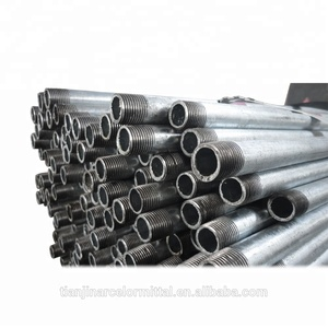 Best Price Pre Thin Wall Galvanized Steel Pipe for Irrigation Manufacturers China