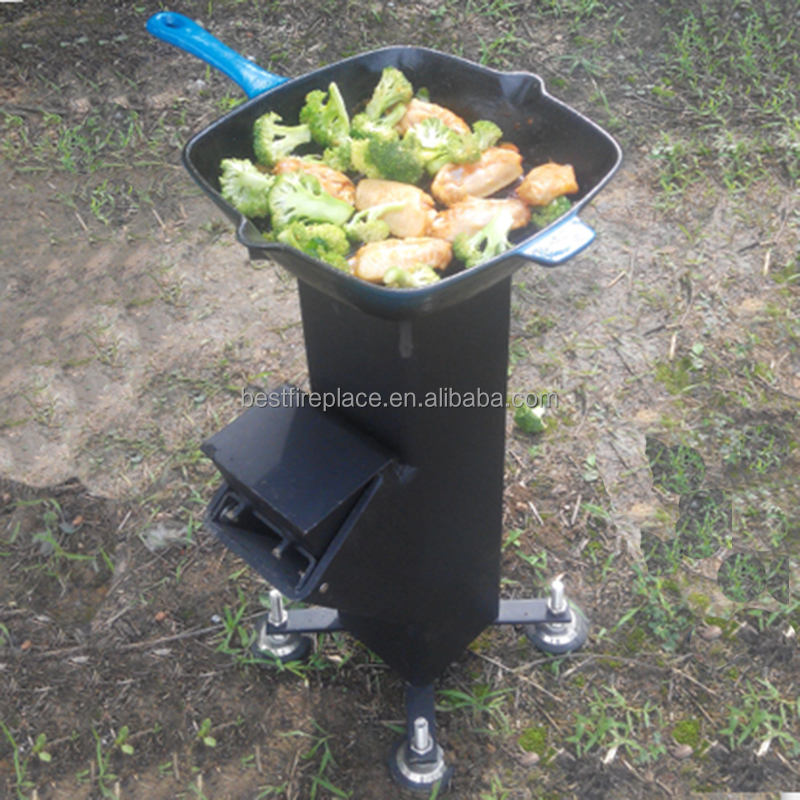 Longlife Cheap Rocket Stove Pellet Stove Outdoor Stove