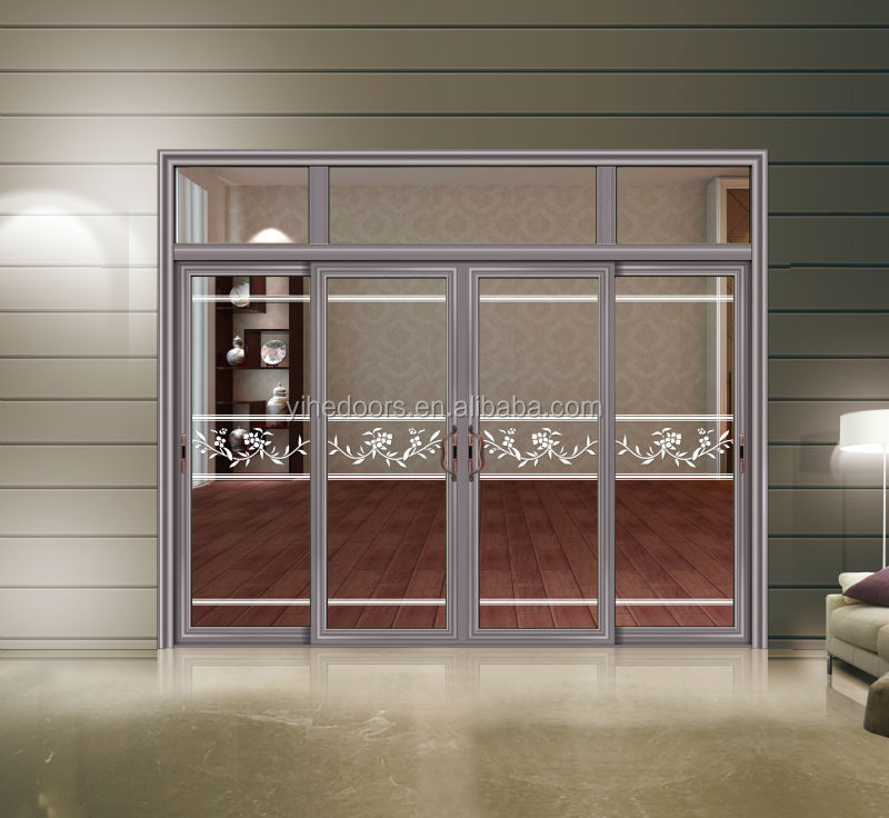 Good cheap and High quality wrought iron interior door designs