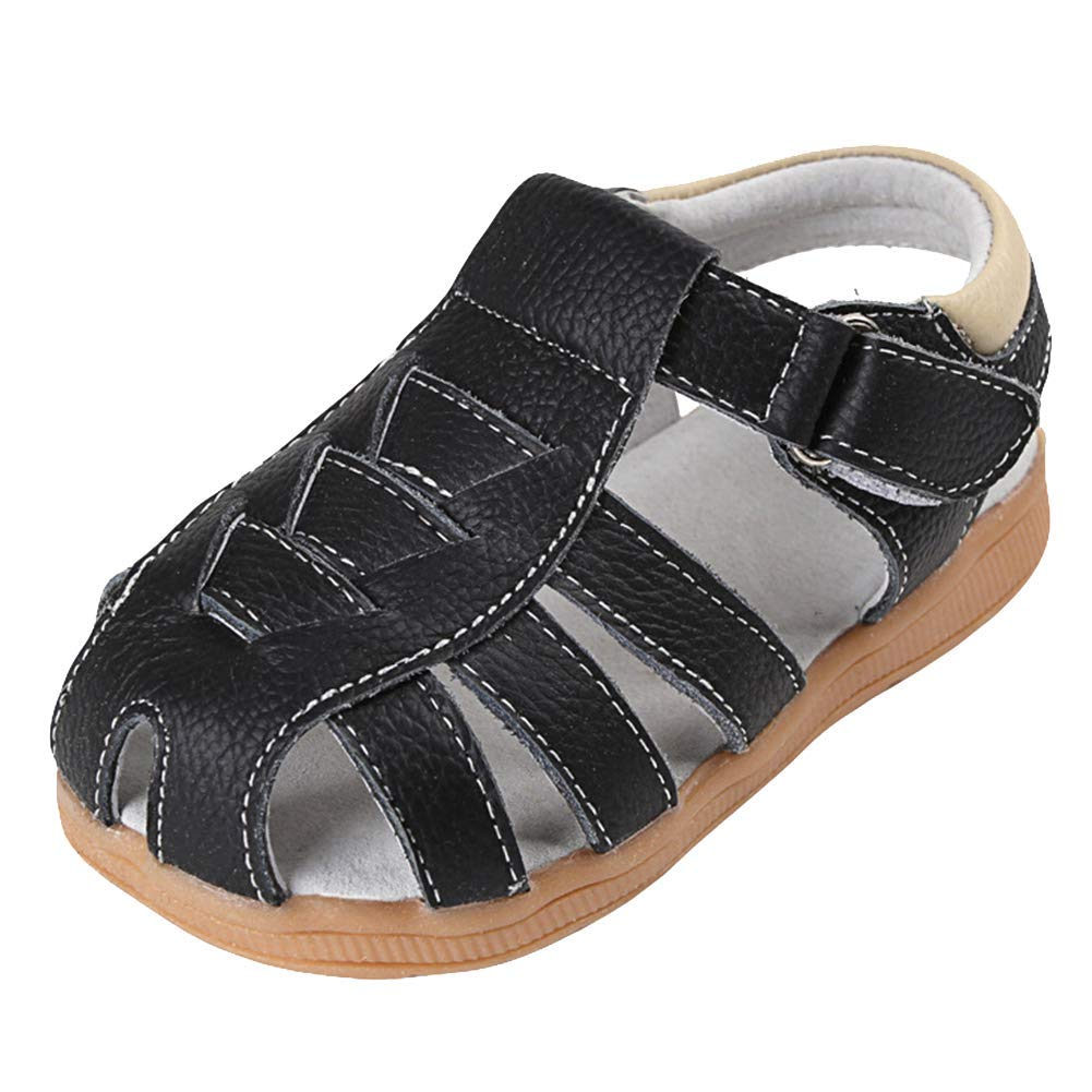 f650ab53d9d Get Quotations · ONCEFIRST Kids  Boy s Fisherman Sandals Outdoor Shoes