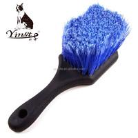 convenient auto car detailing wash brush, wheel,tire cleaning brush