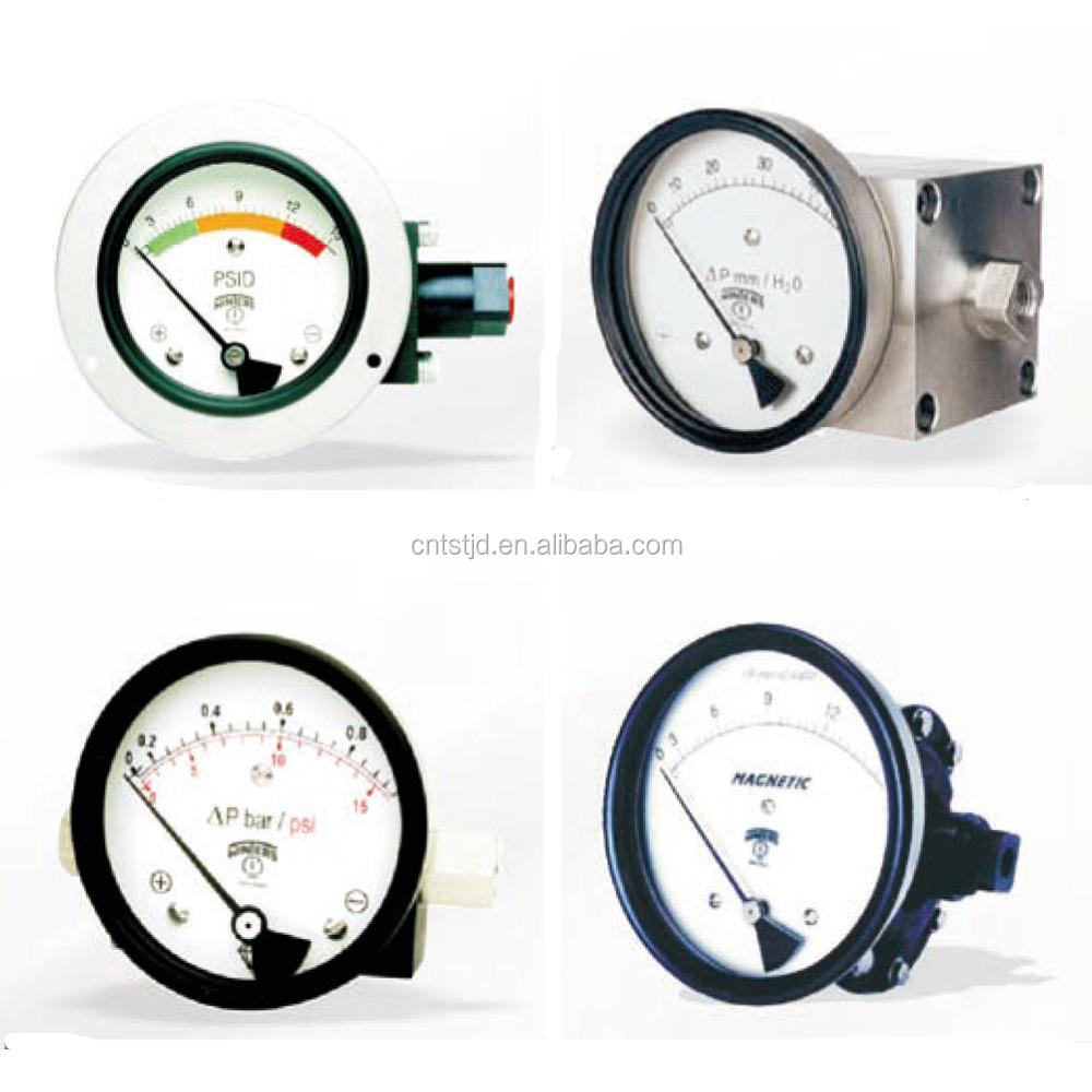 Winters Pressure Measuring Instruments Differential Pressure ...