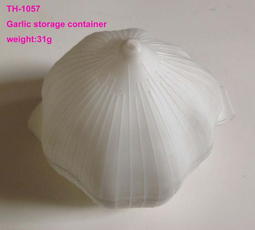 TH-1057 Garlic shape food storage box and food container