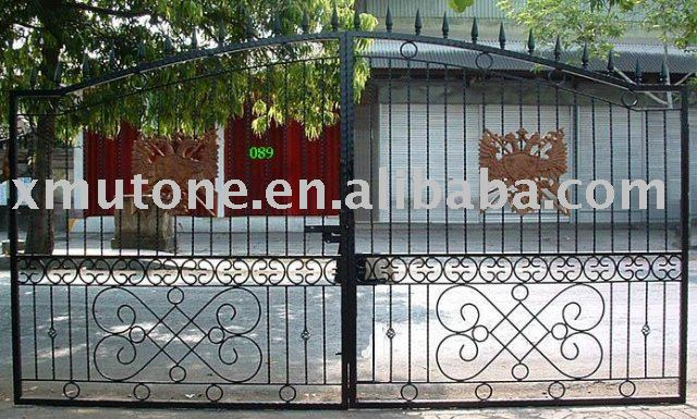 Images of house entrance gates