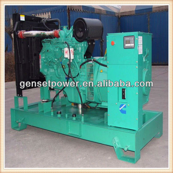 40kva to 850kva Diesel Power Fuel Oil Generator with Leroy Somer