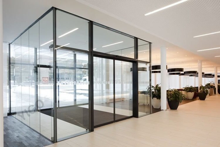 Automatic Glass Sliding Door For Outdoor Yg D200 Buy