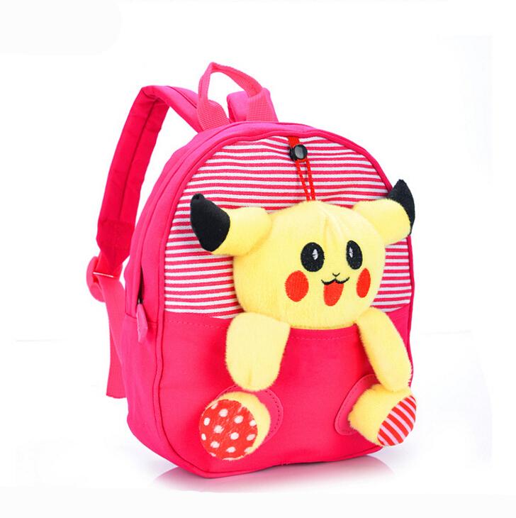 2018 Export new practical kids cartoon backpack