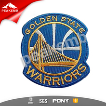 beautiful Warriors custom stitched patches for clothing
