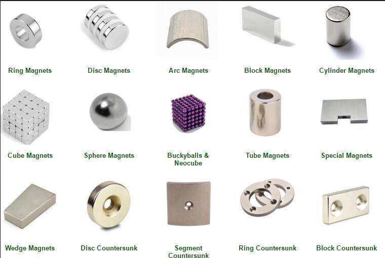 15 x 4 x 4mm thick N42 Neodymium Magnet