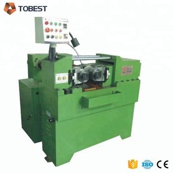 Hydraulic automatic high speed screw thread rolling machine TB-30S