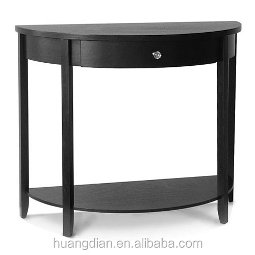 wholesale classic design moon console table half white john lewis astoria mirrored