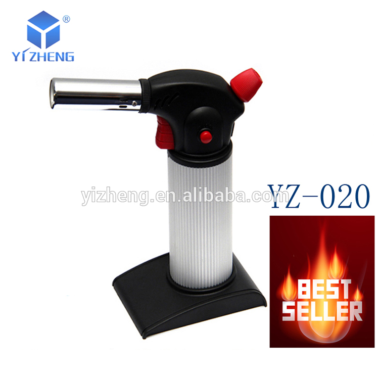 Yz-020 Culinary Refillable Butane Torch Lighter For Cooking,Sous Vide  Searing,Baking Use Kitchen Portable Flame Lighter - Buy Kitchen Torch