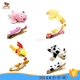 hot selling plush flying animal toy flying pig flying cow flying duck