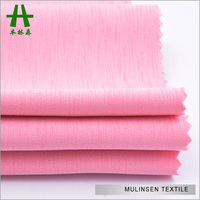 Mulinsen Textile Cheap Knitting Dyed Polyester Lycra Ponte Roma Fabric For Garment Skirt