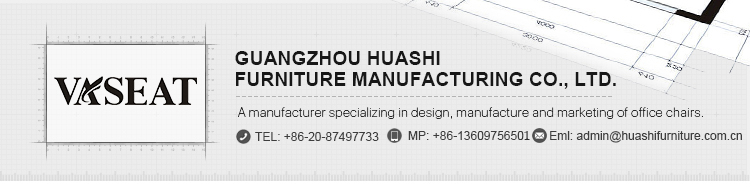 High quality office chair factories from Guangdong